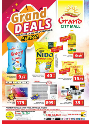 Grand Deals - Grand City Mall