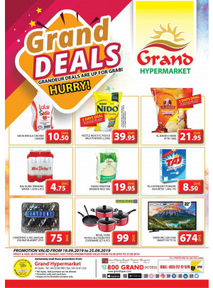 Grand Deals - Grand Shopping Mall