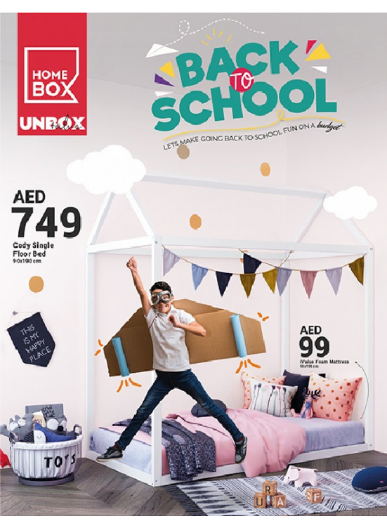 Unbox Value - Back To School Offers