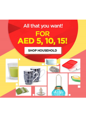 5, 10, 15 AED Offers