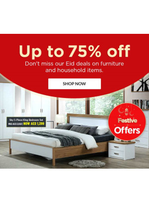 Festive Offers - Up To 75% Off