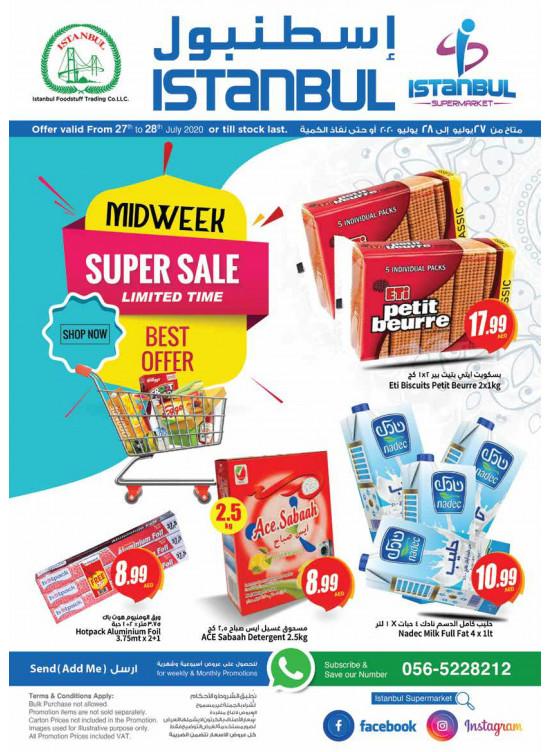 Midweek Super Sale