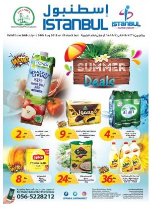 Big Summer Deals
