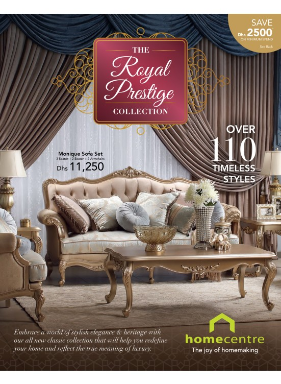 The Royal Prestige Collection