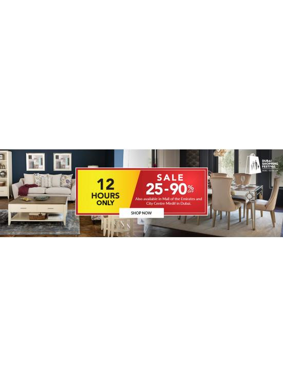 Grand Sale 25 - 90% Off