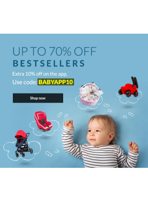 Up To 70% Off on Best Sellers
