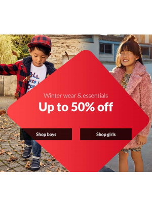 Up To 50% Off on Winter Wear & Essentials