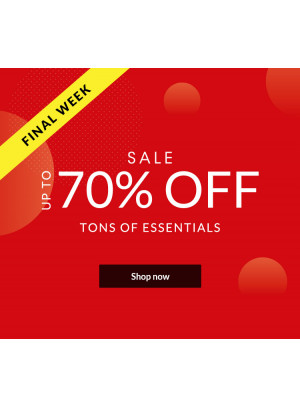 Wow Sale - Up To 70%
