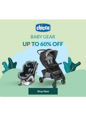 Up To 60% Off on Baby Gear