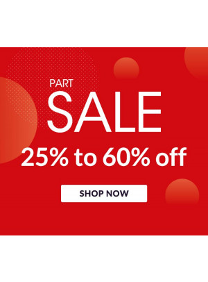 Part Sale 25% To 60%