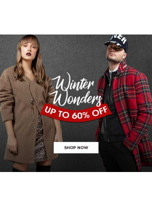 Winter Wonders - Up To 60% Off