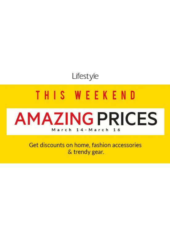 Amazing Prices