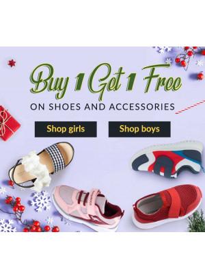 Buy 1 Get 1 Free Offer
