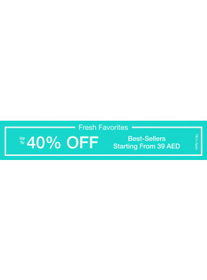 Up To 40% Off on Best Sellers