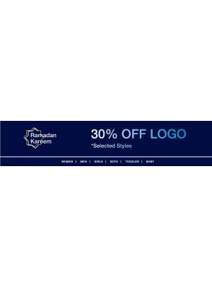 30% Off Logo