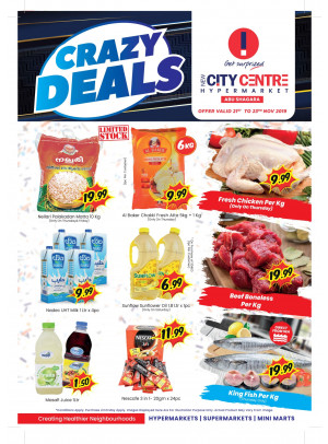 Crazy Deals - Abu Shagara