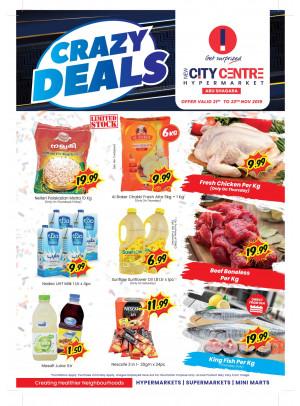 Crazy Deals - Abu Shagara