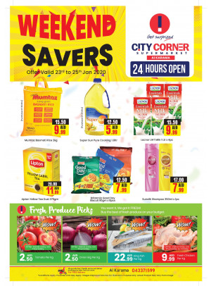Weekend Savers - Al Karama