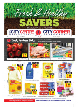 Fresh & Healthy Savers - Al Karama & Abu Shagara
