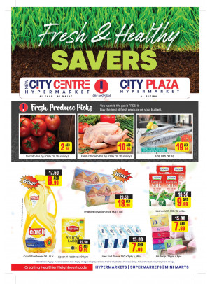 Fresh & Healthy Savers - Al Khan, Al Majaz & Al Butina