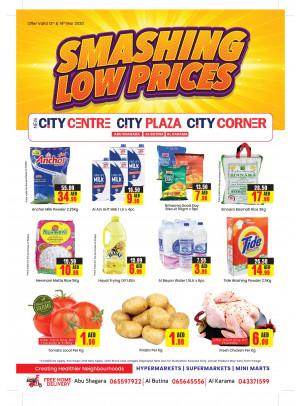 Smashing Low Prices - Abu Shagara, Al Butina & Al Karama