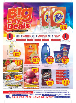 Big City Deals