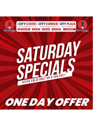 Saturday Offers