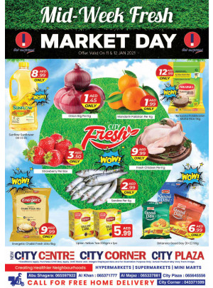 Midweek Fresh Deals