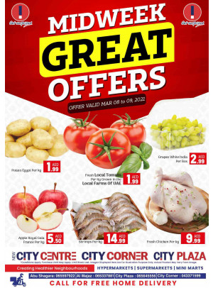 Midweek Great Offers