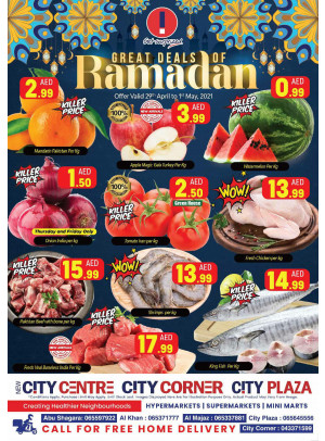 Great Deals Of Ramadan