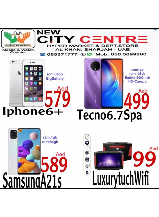 Mobiles Offers - Al Khan, Sharjah