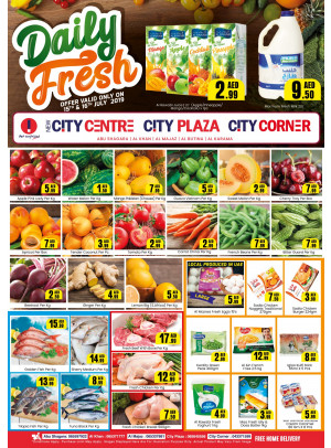 Daily Fresh Offers