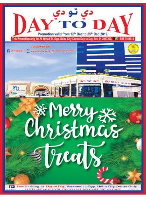 Christmas Offers - Deira City Center