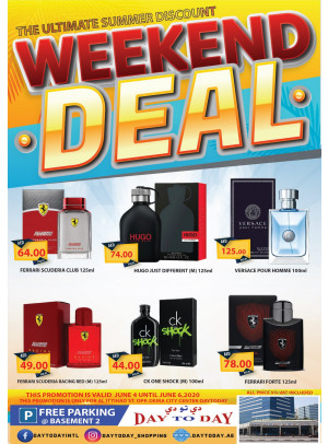 Weekend Deals - Deira City Center