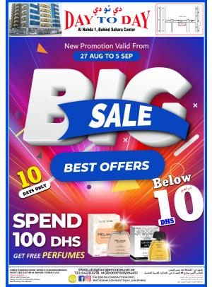Big Sale Below 10 AED - Al Nahda 1