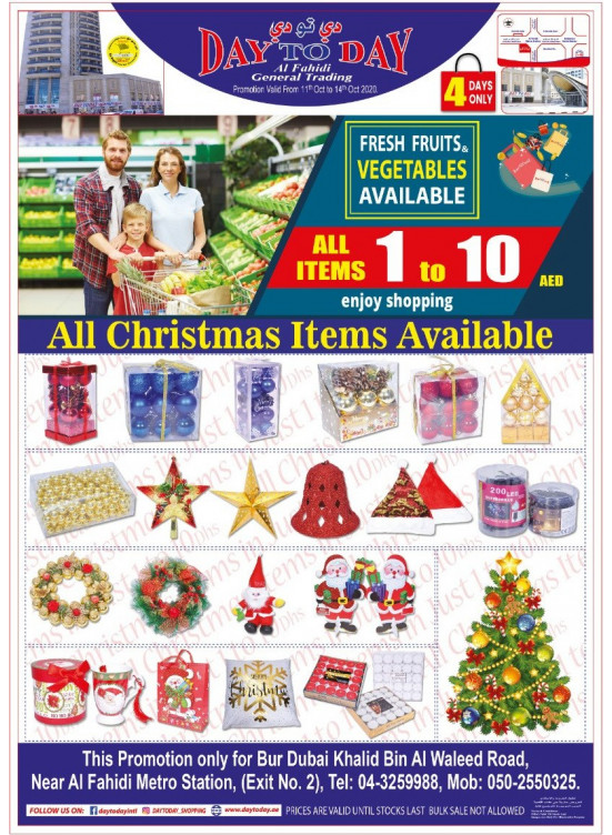 All Items 1 To 10 AED - Al Fahidi, Dubai
