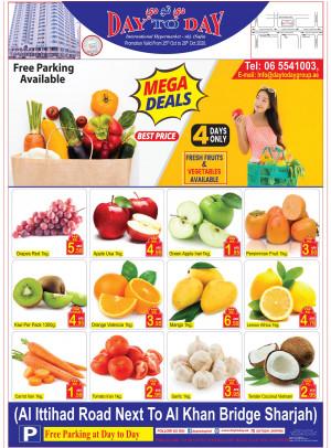 Mega Deals - Al Safa, Sharjah
