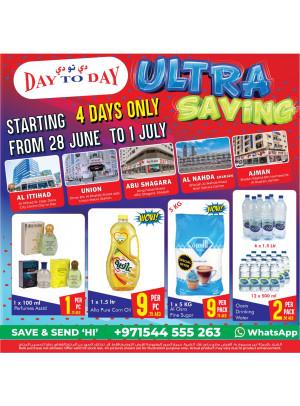 Ultra Saving Deals
