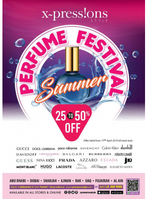 Perfume Festival