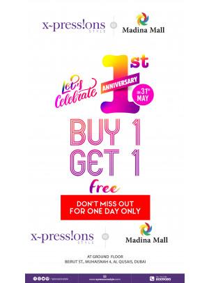 1St Anniversary Sale - Madina Mall