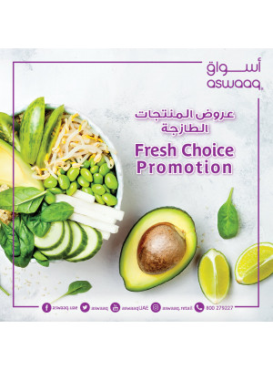 Fresh Choice Promotion