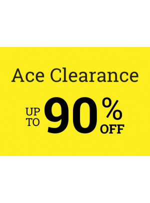 ACE Clearance - Up To 90% Off