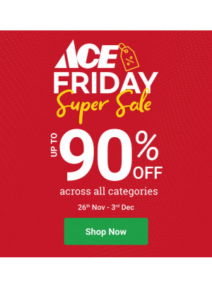 Super Sale - Up To 90% Off