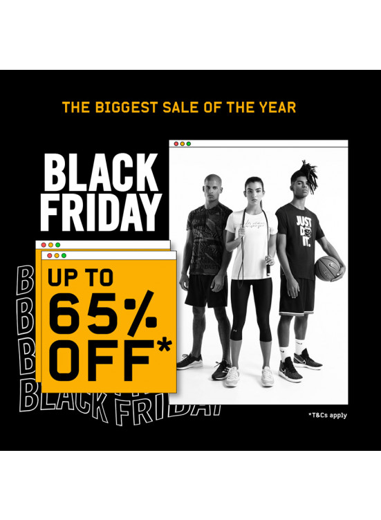 White Friday Sale - Up To 65% Off
