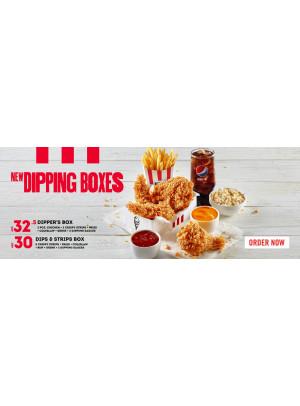 New Dipping Boxs
