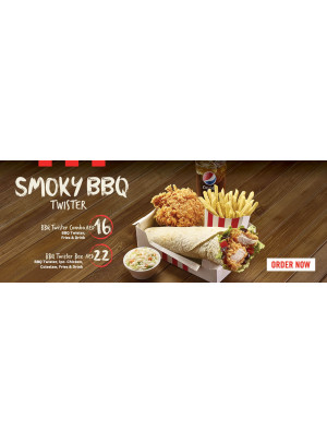 Smoky BBQ Twister