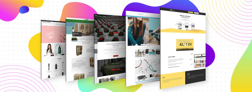 Best website for designing e-stores and starting prices for your store