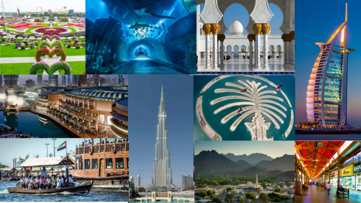 Activities & Attractions You Must Try in Dubai
