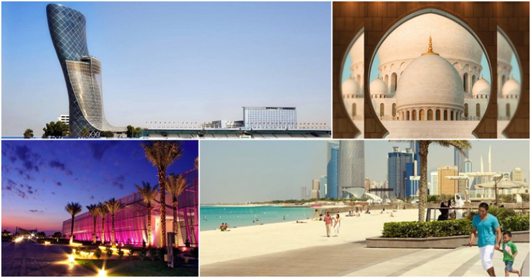Top-Rated Tourist Attractions in Abu Dhabi - Tourism in Abu Dhabi