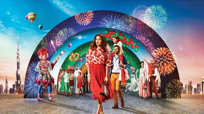 «مهرجان دبي للتسوق».. فعاليات وعروض لا تنتهي